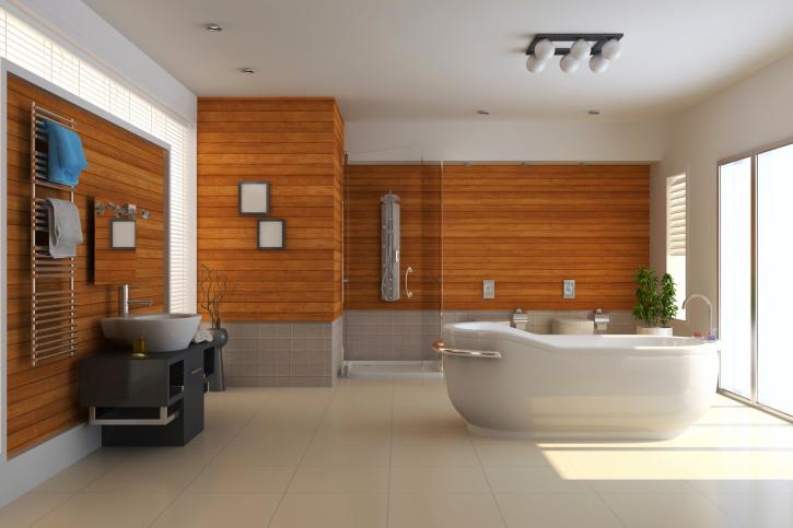 59 Modern Luxury Bathroom Designs (Pictures