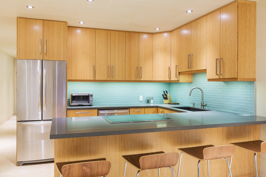 Remodeling ContractorModern Wood Kitchen Designs Remodeling Contractor