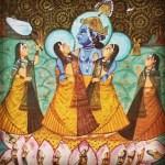 Rasa Lila Krishna