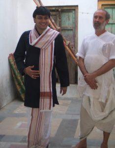 Jatipura Mandir with Babashri