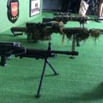 Rifles utilizados por los miembros de fuerzas especiales