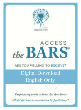 Access Bars Instructional Video and Chart