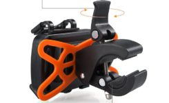 TaoTronics Bike Phone Mount and Holder is Flexible and Rotatable