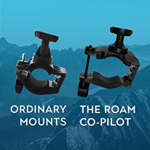 Roam Bike Phome Mount Clamp Fits Various Sizes