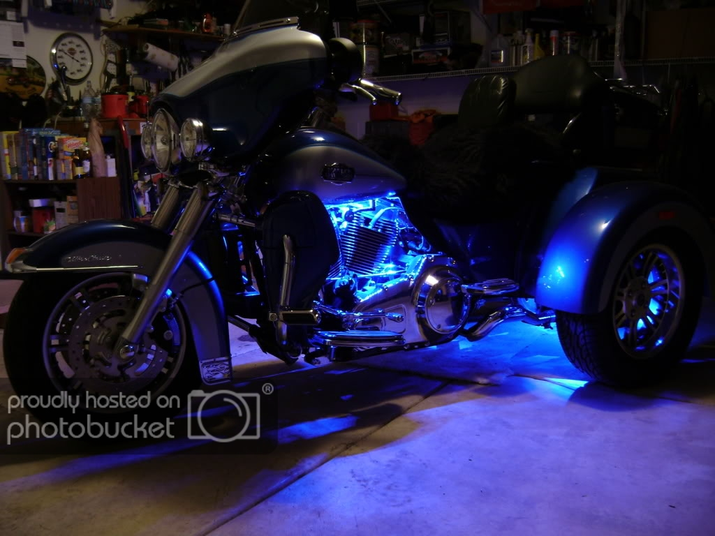 motorcycle led accent lighting