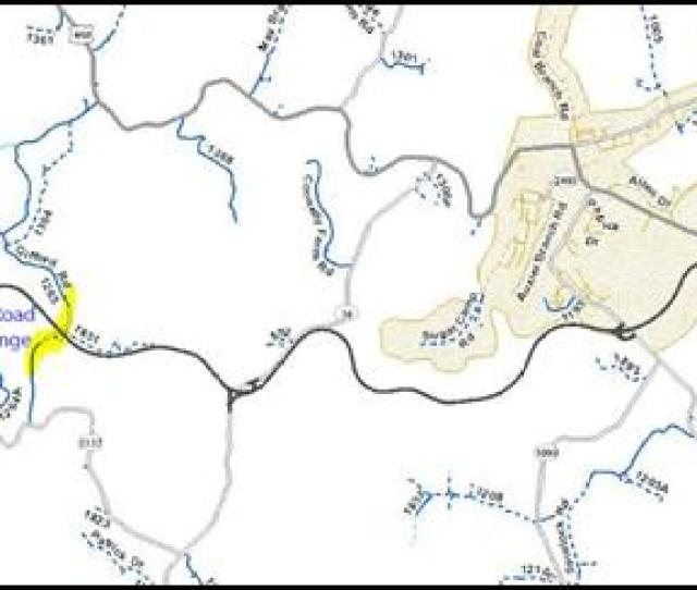 Mountain Park Expansion Construction To Close Gifford Road West Of Salyersville