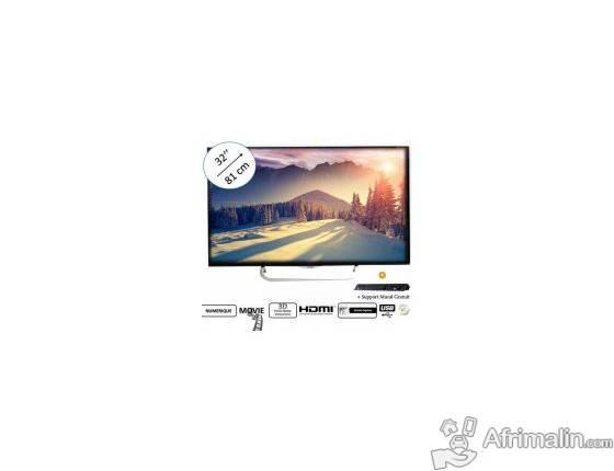 tv smart led 32 pouces hd