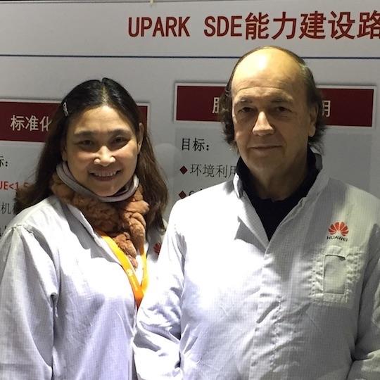 Jim in China