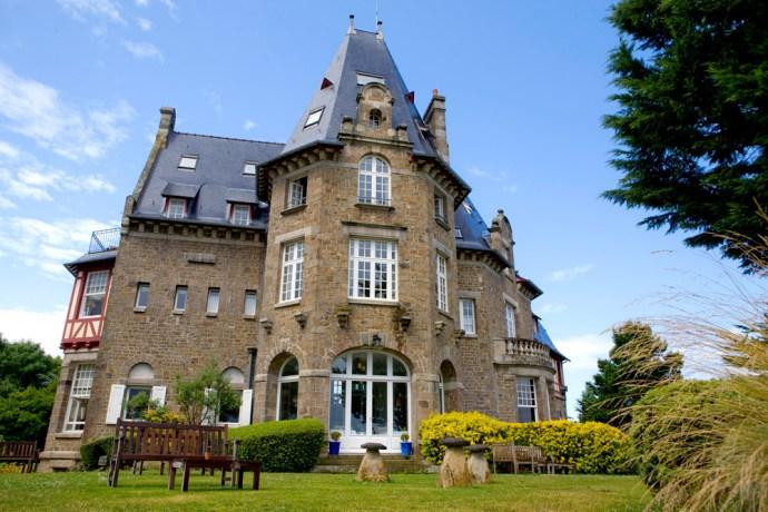 hoteis monte Saint Michel Hotel Chateaux Richeux