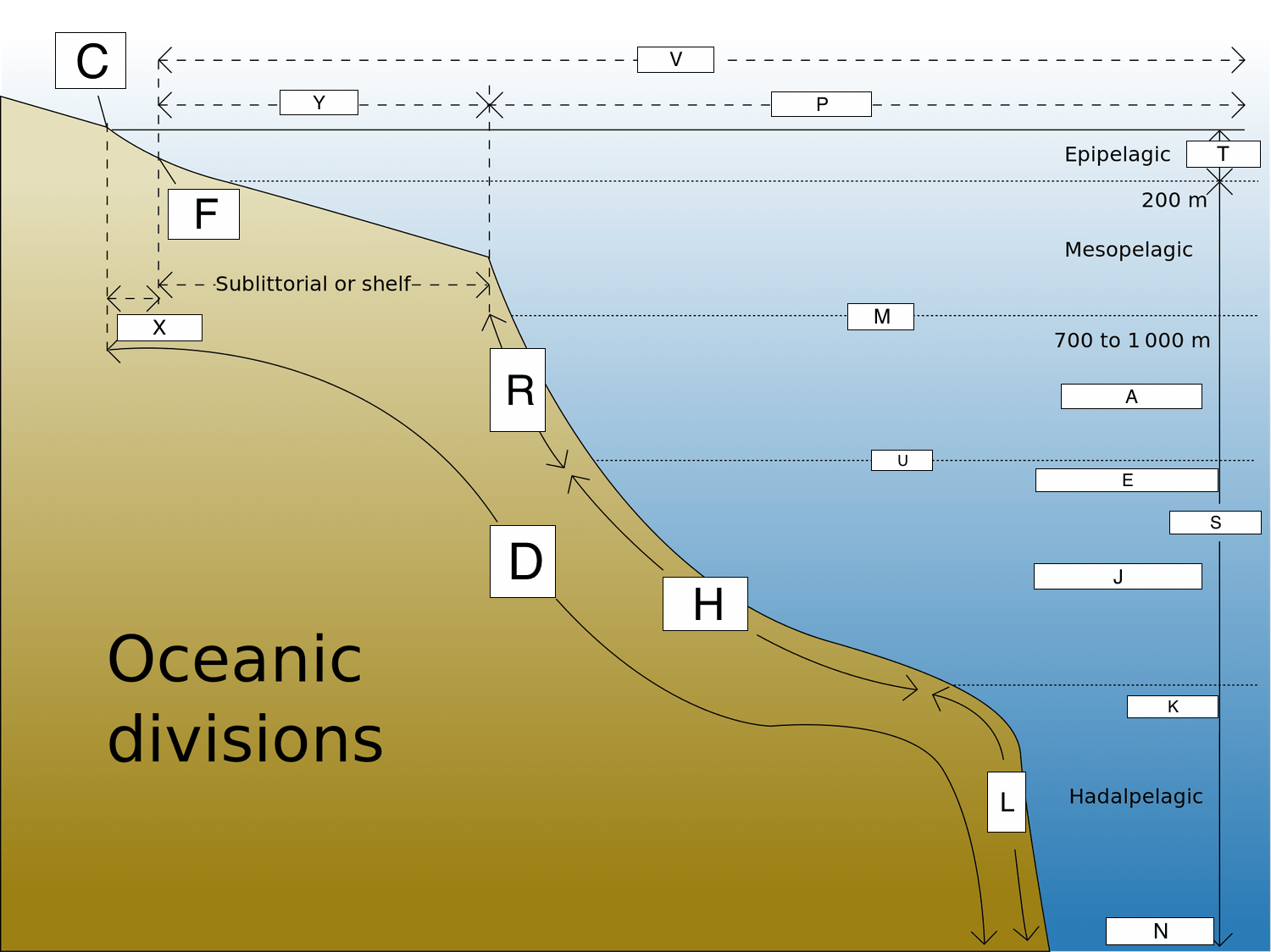 Introduction To The Oceans Lesson