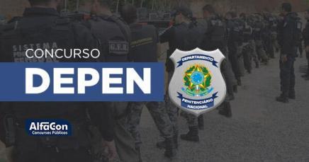Concurso DEPEN 2020: inscrições abertas! 309 vagas!