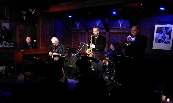 Pat Martino Quintet at Chris' Jazz Cafe