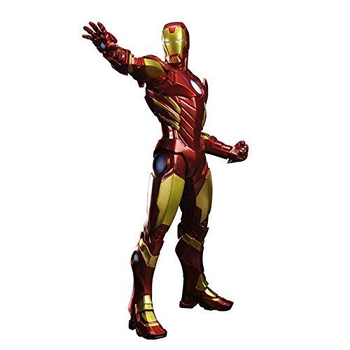 Kotobukiya Marvel Comics: Iron Man Avengers Now! ArtFX+ Statue (Red Color Variant)