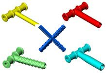 CHEWY TUBES CHEW STIXX COMBO MULTIPLE TEXTURES FOR SENSORY / ORAL
