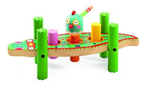 Djeco Tap Tap Game, KikouCrock