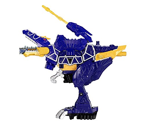 Power Rangers Dino Super Charge – Deluxe Spino Zord Action Figure