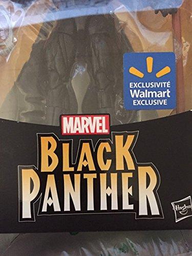 Marvel Legends Series Avengers 6-Inch Black Panther Action Figure