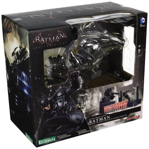 Kotobukiya DC Comics Arkham Knight Batman Video Game ArtFX+ Action Figure