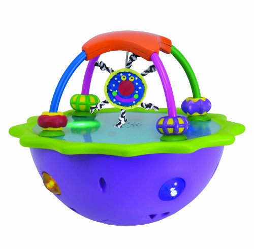 Manhattan Toy Whoozit Wobble Round Ball