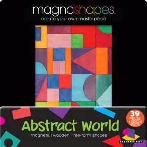 Magna Shapes Abstract World