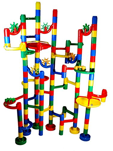 Marble Madness – Super Deluxe 120 pc. Marble Run