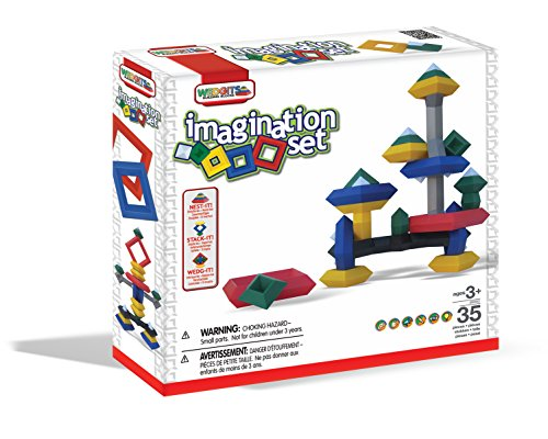 WEDGits Imagination Set, 35 – pieces