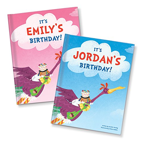 It's My Birthday! Personalized Book: I See Me! Book / Great Birthday Gift!
