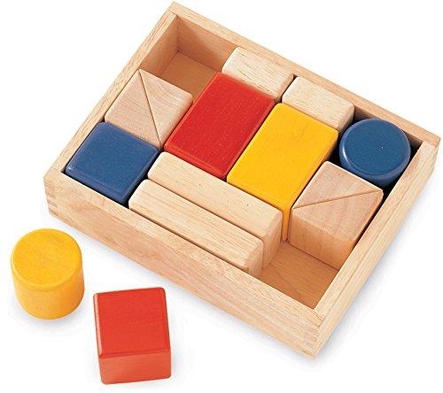 Wonderworld First Sound Blocks Toy – Shape Sorting Cube – Creative Musical Tone Blocks Set