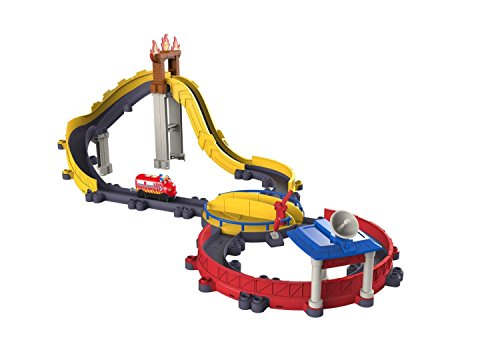 Chuggington StackTrack Motorized High Speed Rescue