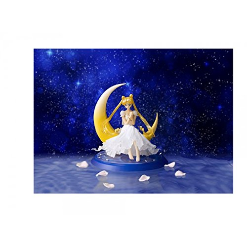 "Bandai Tamashii Nations Princess Serenity ""Sailor Moon"" Figuarts Zero Chouette Figure Statue"