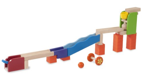 Wonderworld Creative Gravity Play! Trix Tracks Throw & Roll – 25 Piece Set Unique Kids Toy with Endless Building Options