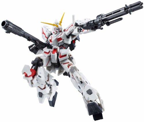"Bandai Tamashii Nations ROBOT SPIRITS  Unicorn Gundam Full Armor Parts ""Gundam Unicorn"" Action Figure"