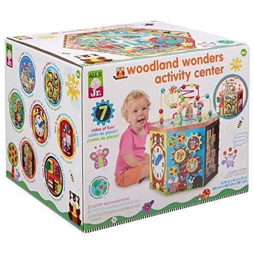 ALEX Jr. Woodland Wonders Activity Center