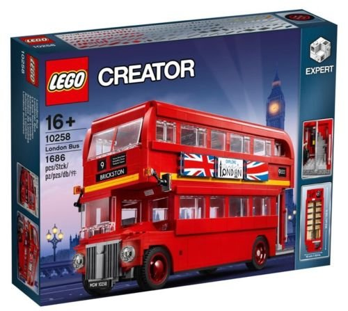 LEGO 10258 Creator Expert London Bus