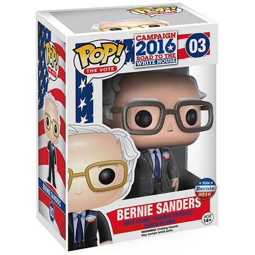 Funko POP! The Vote Bernie Sanders 3.75″ Vinyl Figure