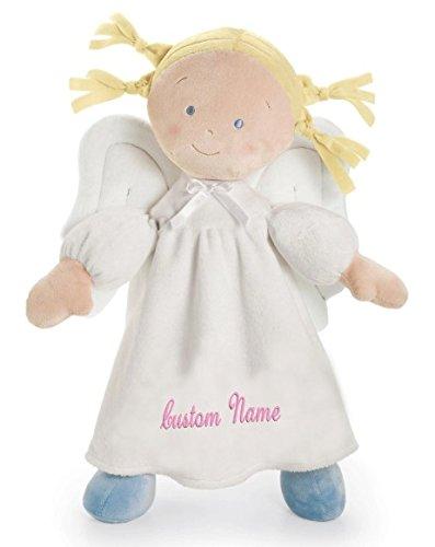 Personalized Little Princess Angel Doll – 16 Inch – Blonde, CUSTOM