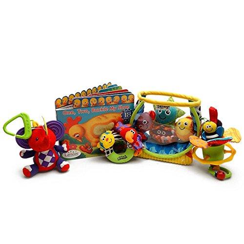 Lamaze Baby Toys Bundle #1 – Five Lamaze Toys!