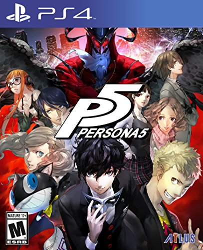 Persona 5 – Standard Edition – PlayStation 4