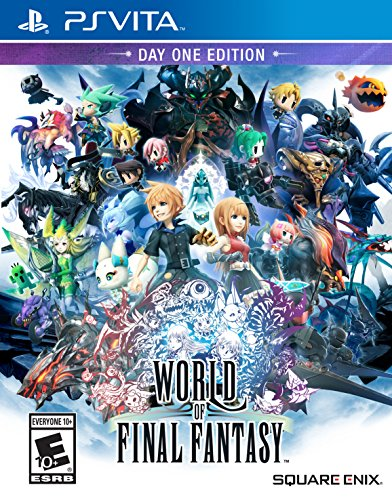 World of Final Fantasy – PlayStation Vita