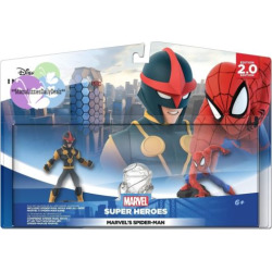 Disney Infinity: Marvel Super Heroes (2.0 Edition) Spider Man Play Set – Not…