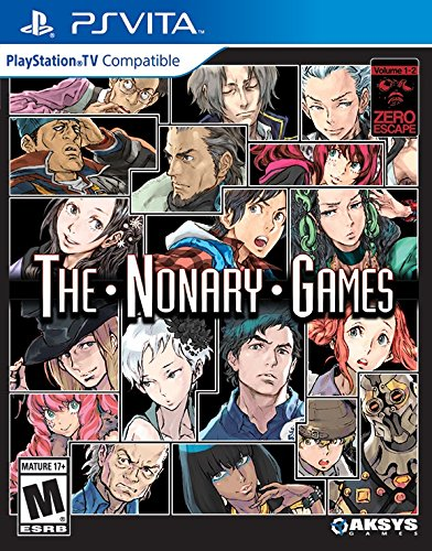 Zero Escape: The Nonary Games – PlayStation Vita
