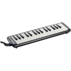 Hohner 32B Piano-Style Melodica Black 32B HOHNER