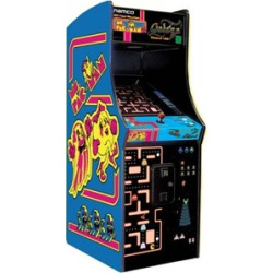 Ms Pac-Man/Galaga Arcade Game