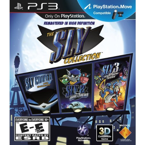 The Sly Collection – Playstation 3