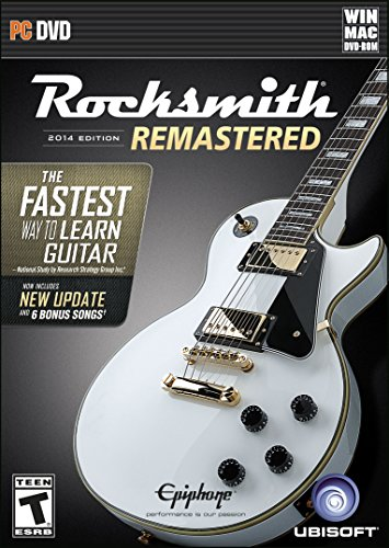 Rocksmith 2014 Edition Remastered – PC Standard Edition