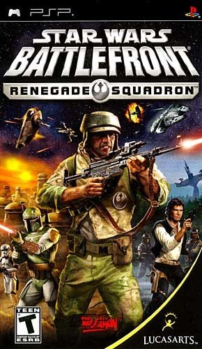 Star Wars Battlefront: Renegade Squadron – Sony PSP