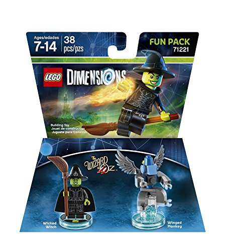 Wicked Witch – the Wizard of Oz – Fun Pack – Lego Dimensions