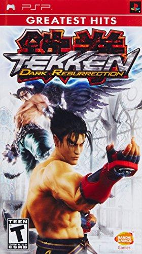Tekken – Dark Resurrection – Sony PSP