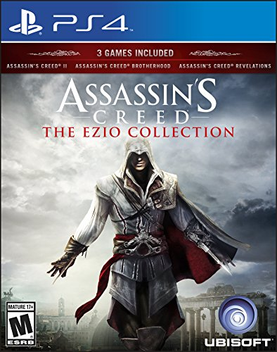 Assassin's Creed The Ezio Collection – PlayStation 4