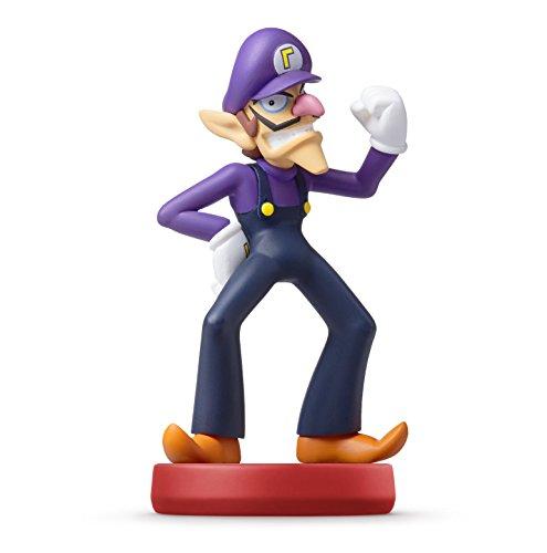 Nintendo Waluigi amiibo (SM Series) – Nintendo Wii U